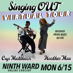 9th Ward Online Concert