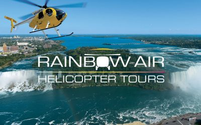 Rainbow Air Helicopter Tours Have Re-Opened!