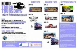 Food Truck Thursdays, Welcome 716