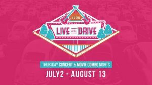 Live at the Drive, Transit Drive-in, Welcome 716