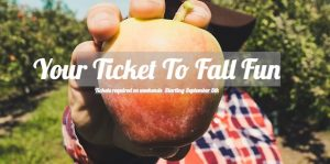 Becker Farms Fall Fun, Vizcarra Vineyards, Gasport, NY, Welcome 716