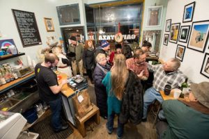 First Friday Gallery Walk, Allentown in Buffalo, NY, Welcome 716
