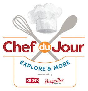 Chef du Jour at Explore & More The Ralph C. Wilson, Jr. Children's Museum, Welcome 716