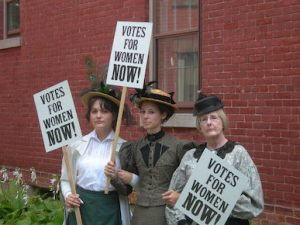 Explore the History of Women's Rights, Genesee Country Village & Museum, Welcome 716