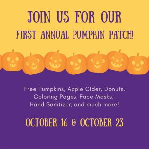 First Bershire Pumpkin Patch, Welcome 716, Berkshire Farm Center & Services for Youth