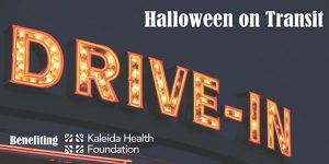 Halloween on Transit, Transit Drive-in, Welcome 716