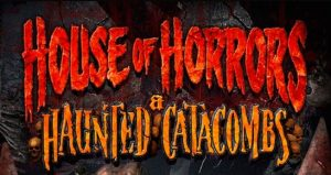 House of Horrors & Haunted Catacombs, Buffalo, NY, Welcome 716