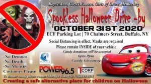 SPOOKLESS Drive-by Event, Welcome 716, Elim Christian Fellowship