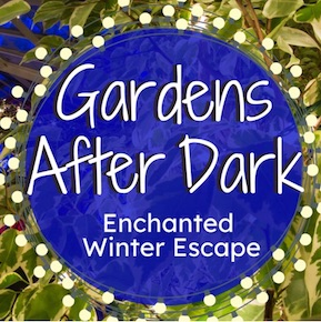 Gardens After Dark, Buffalo and Erie County Botanical Gardens, Welcome 716
