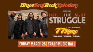 Bruce Wojick & The Struggle, Buffalo, NY, Welcome 716