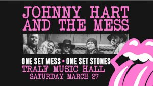 Johnny Hart & The Mess, Buffalo, NY, Welcome 716