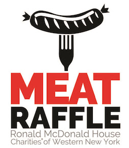 Ronald McDonald House Meat Raffle, Welcome 716