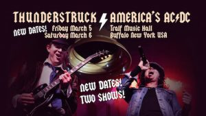 Thunderstruck: America's AC/DC, Tralf Music Hall, Welcome 716