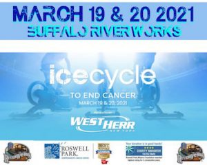 IceCycle to End Cancer, Buffalo RiverWorks, Welcome 716