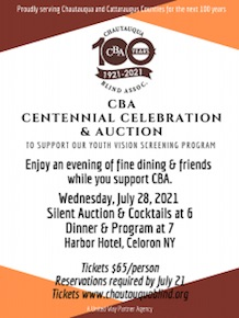 CBA Centennial Celebration and Auction, Fundraiser, Welcome 716