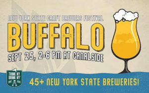 New York State Craft Brewers Festival, Buffalo, NY Festival, Welcome 716