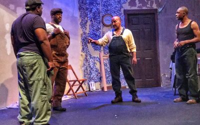 Theater Review: Speed of Dark at American Repertory Theater of WNY